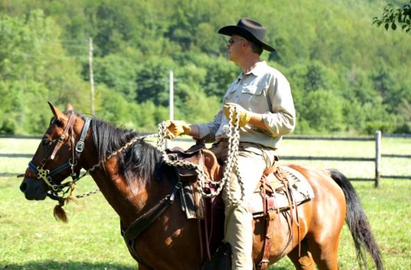 Horseback riding in Croatia