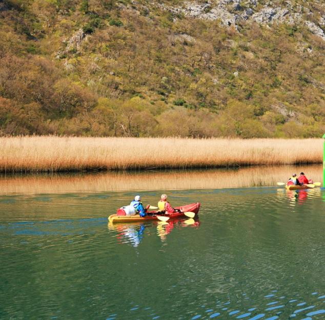 Zrmanja Family Kayak tour