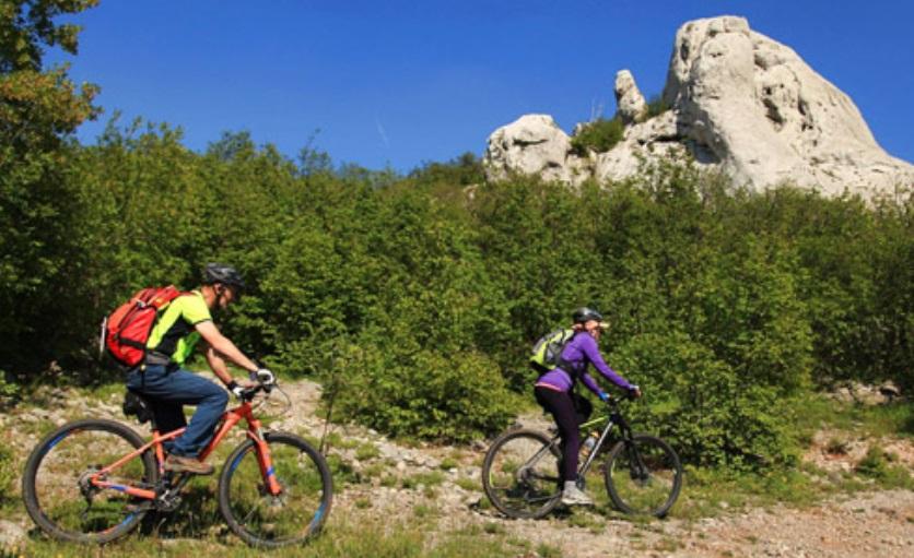 Bike Tour Seline